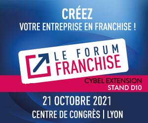 Forum Franchise de Lyon le 21/10/2021